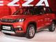 Suzuki Vitara Brezza Delhi�de Sahneye ��kt�