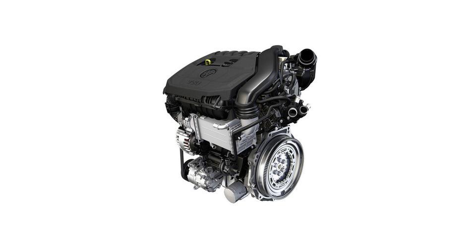 Volkswagen 1,5 lt�lik TSI Motoru Ortaya ��kt�