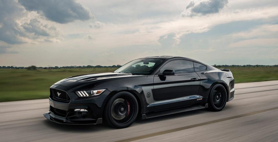 Hennessey�den 804 HP�lik Ford Mustang