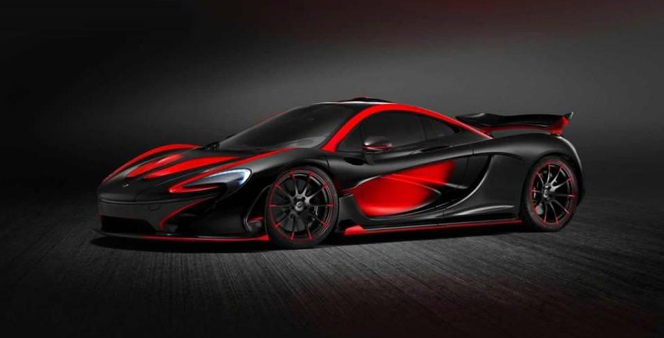 McLaren�in �zel P1�i