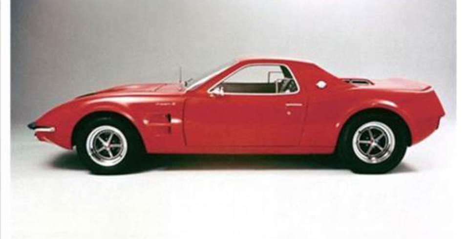 Ford�un Hi� �retilmeyen Mustang�leri