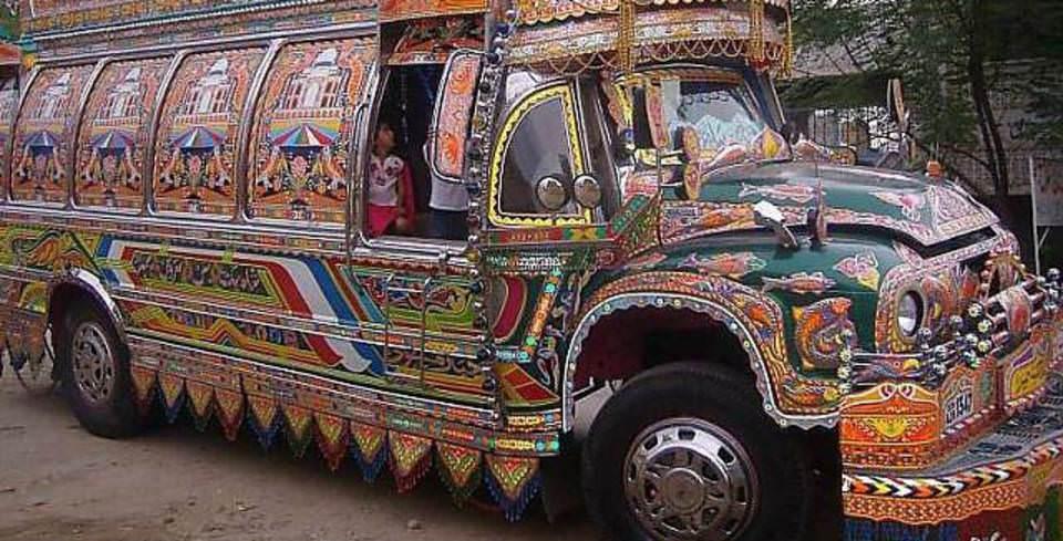 Pakistan'da Toplu Ta��ma ��lg�nl���