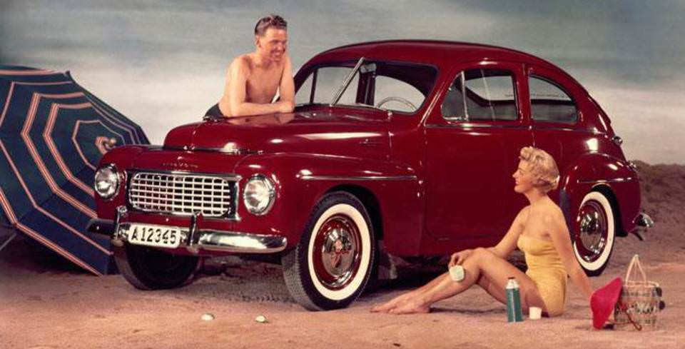 Volvo Tarihinin En �nemli Otomobilinin 70.Ya��n� Kutluyor