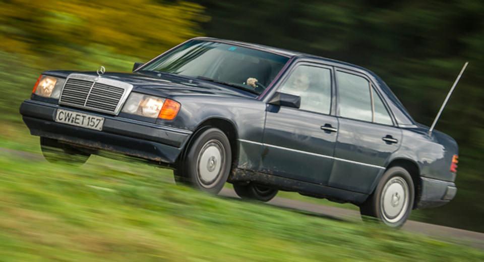 1 milyon km yapan Mercedes'in motoru ne hale geldi
