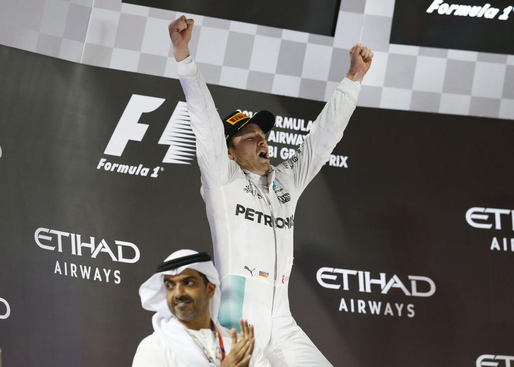 2016 Formula 1 şampiyonu belli oldu