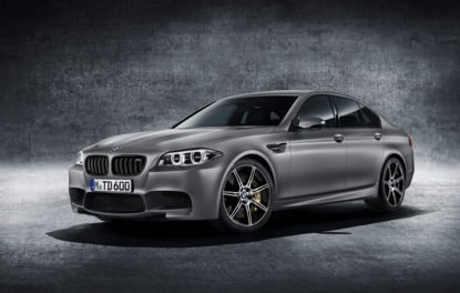 BMW M5 30 Jahre Edition (F10)