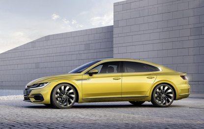 İşte 2018 Volkswagen Arteon