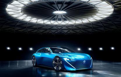 İşte Peugeot'nun hibrit konsepti