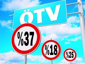 İşte yeni ÖTV oranları