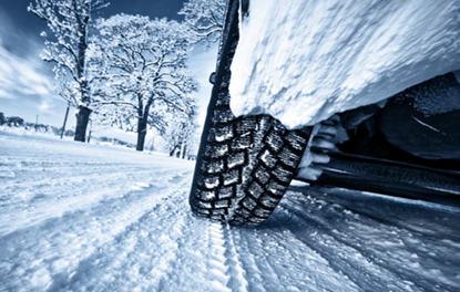 Kışın Otomobil Kullanma Teknikleri