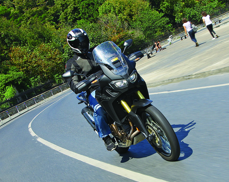 Motosiklet · Honda Africa Twin