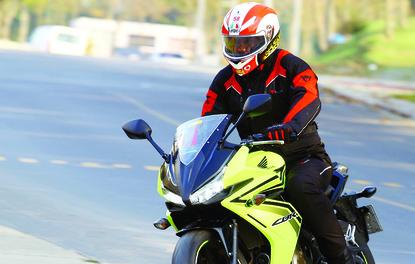 Motosiklet· Honda CBR 500R