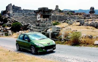 Nostalji Uzun Dönem Testi Peugeot 307 1.6 HDi 110 HP Premium - 60 bin km raporu.