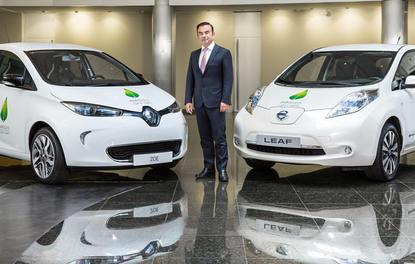 Renault-Nissan ortaklığının müthiş başarısı