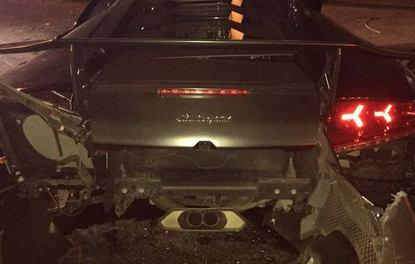 Süperspor otomobil kazaları