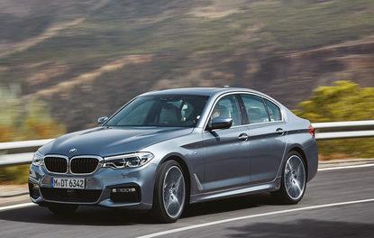 SÜRÜŞ İZLENİMİ · BMW 5 Serisi