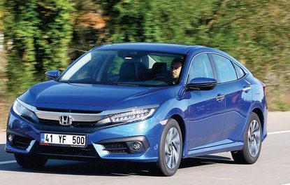 SÜRÜŞ İZLENİMİ · Honda Civic Sedan