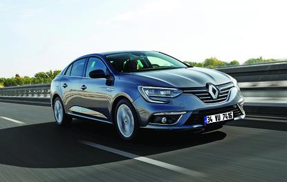 SÜRÜŞ İZLENİMİ · Renault Megane Sedan 1.5 dCi EDC