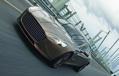 TEST · Aston Martin Rapide S