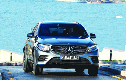 Test · Mercedes GLC 250 4MATIC Coupe