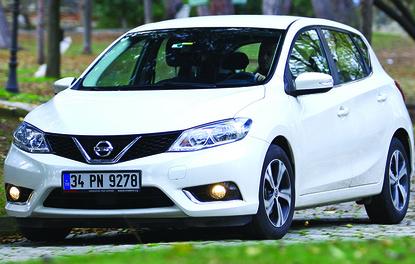 TEST · Nissan Pulsar 1.5 dCi Tekna