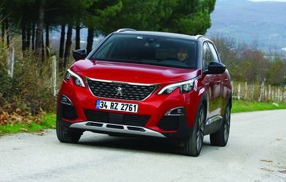 Test · Peugeot 3008 1.6 BlueHDi EAT6 GT Line