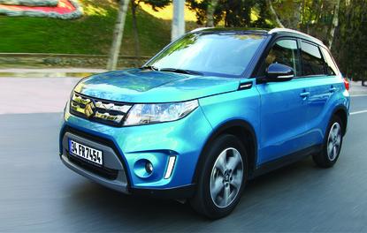 TEST · Suzuki Vitara 1.6 GLX AT