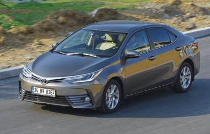 TEST · Toyota Corolla 1.6 Valvematic Multidrive S
