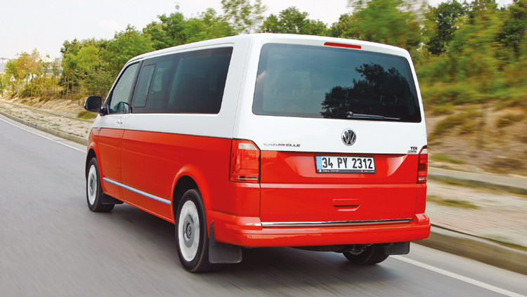 TEST · VW Caravelle Team 2.0 TDI
