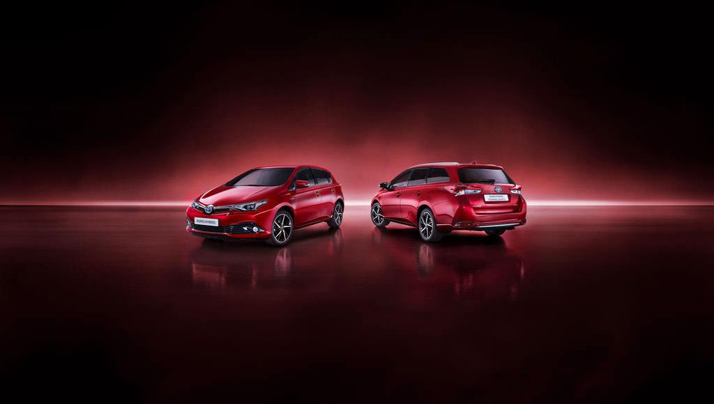 Toyota Yaris, Auris, Verso ve Avensis yenilendi