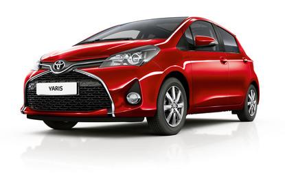 Toyota Yaris fotoğrafları
