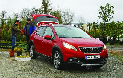 Uzun dönem · Peugeot 2008 1.2 Puretech