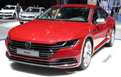 Volkswagen Arteon Cenevre'nin yıldızı