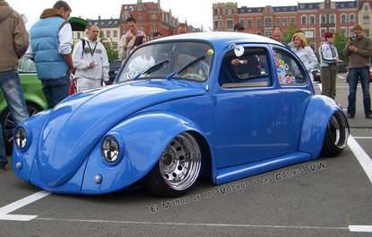 Volkswagen Kaplumbağa efsanesi