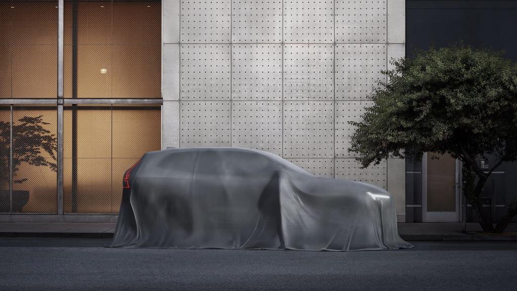 Volvo'nun kompakt SUV'u ortaya çıkıyor