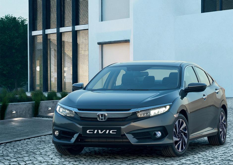 Yeni Honda Civic Sedan Türkiye'de