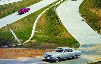 Yıldönümü · Opel Test Merkezi