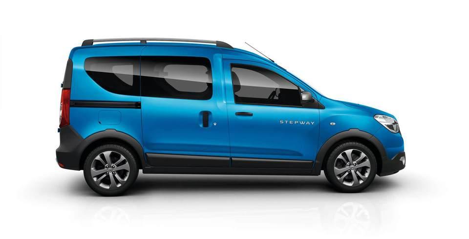 Dacia Lodgy ve Dokker Stepway Yenilendi