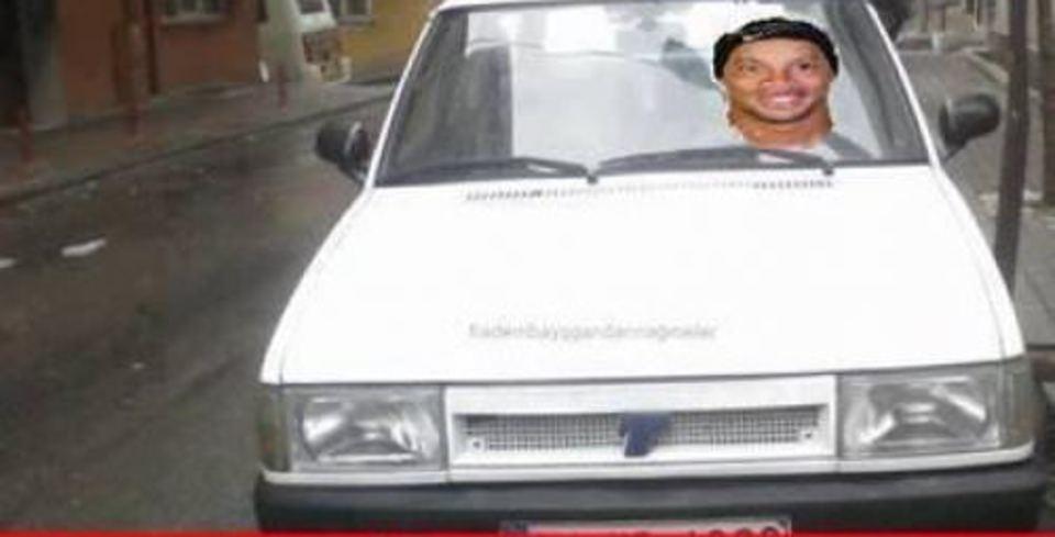 En Komik Otomobil Capsleri