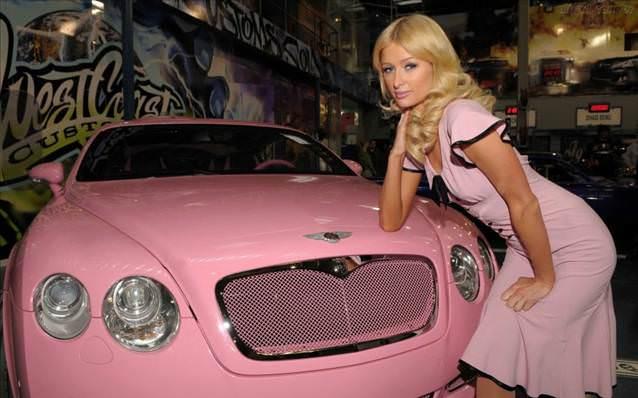 En pahalı otomobiller hangi hollywood yıldızında