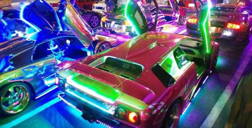 Gecelerin Otomobilleri