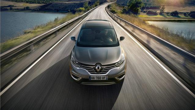 Renault ailesinin yeni üyesi espace