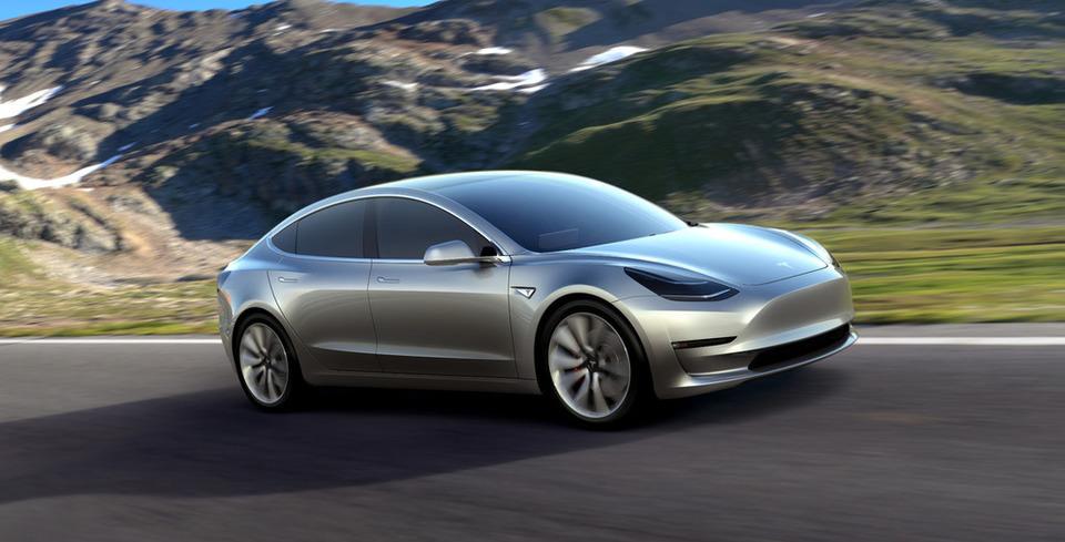 Tesla�dan Model 3 ��in Bilgilendirme