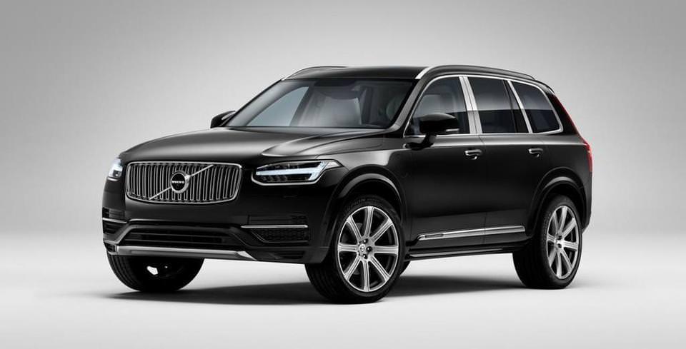 Volvo�nun En L�ks� XC90 Excellence