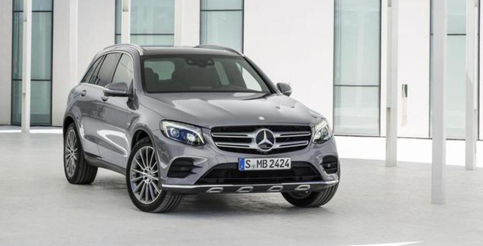 Mercedes-Benz GLC'nin T�rkiye Fiyat� Belli Oldu