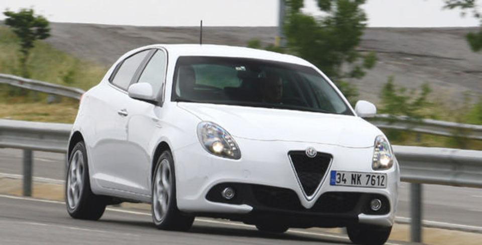 TEST � Alfa Romeo Giulietta 1.6 JTDM-2 TCT