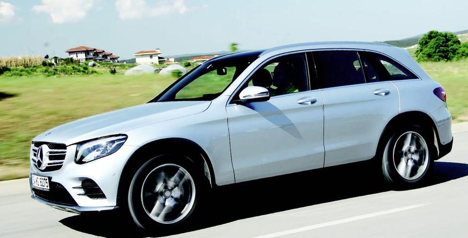 TEST � Mercedes-Benz GLC 250 d 4MATIC