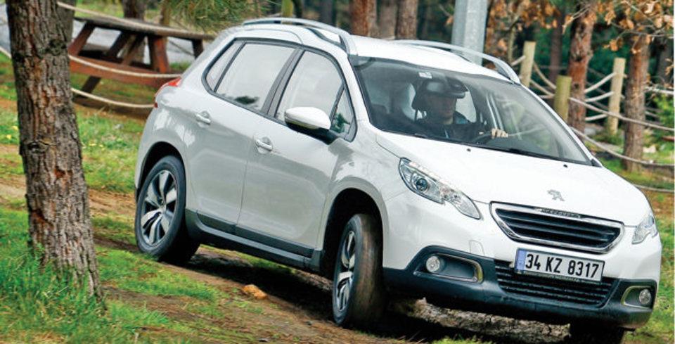 Test: Peugeot 2008 1.6 e-HDi