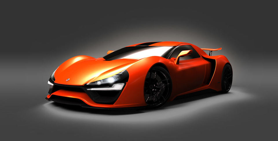 2000 HP'lik Trion Nemesis