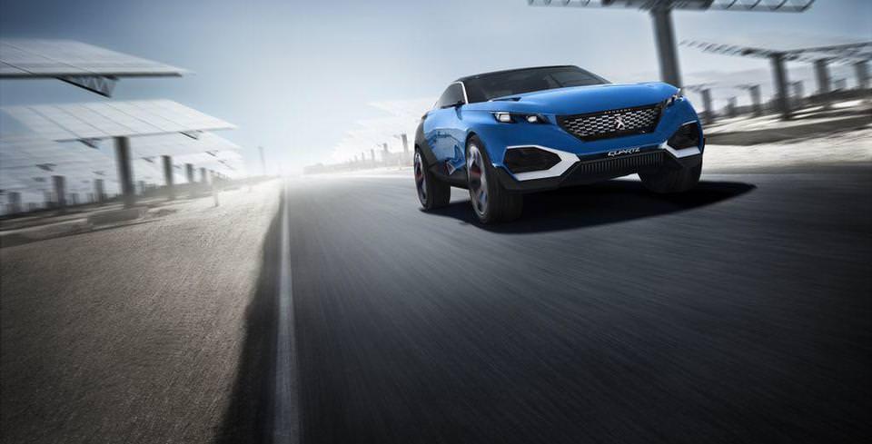 500 HP�lik Peugeot